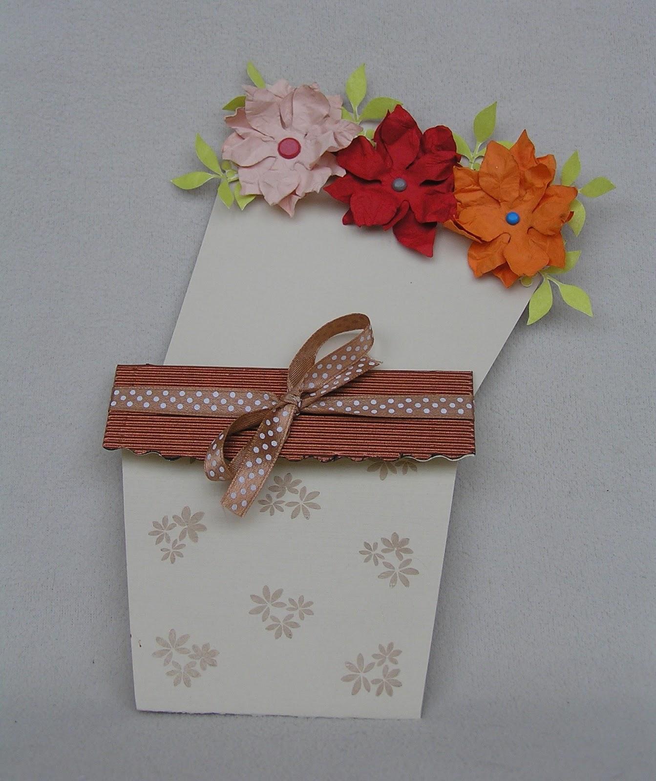 Открытка горшок с цветами шаблон на день матери