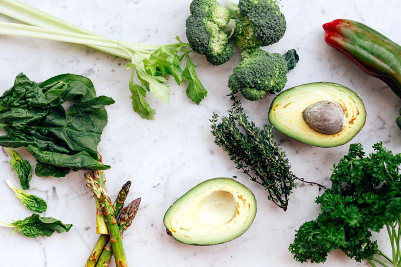 6 Alkaline Superfoods to Get Slim and Energized