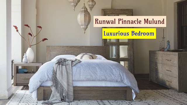 Runwal Pinnacle Bedroom
