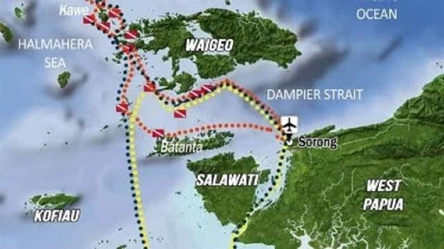 Profil Pulau Kofiau, Papua Barat yang Diduga Markas Bawah Tanah Alien