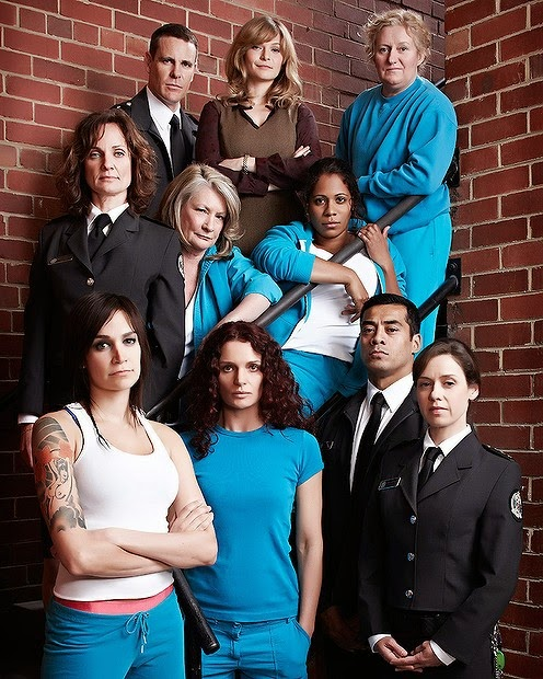 Wentworth Prison Cast
