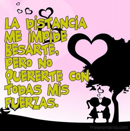 Lindas Frases Con Imagenes De Amor A Distancia Imagenes Con Frases