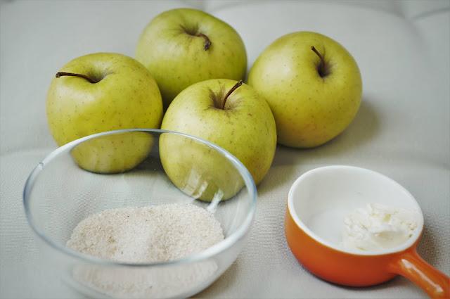 De ce avem nevoie pentru mere coapte?
