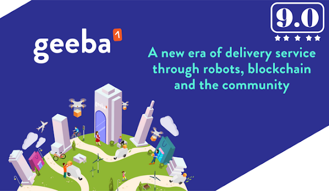 Geeba (GBA) ICO Review, Ratings, Token Price