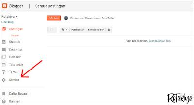 cara hapus blog, cara hapus situs, cara hapus blogger