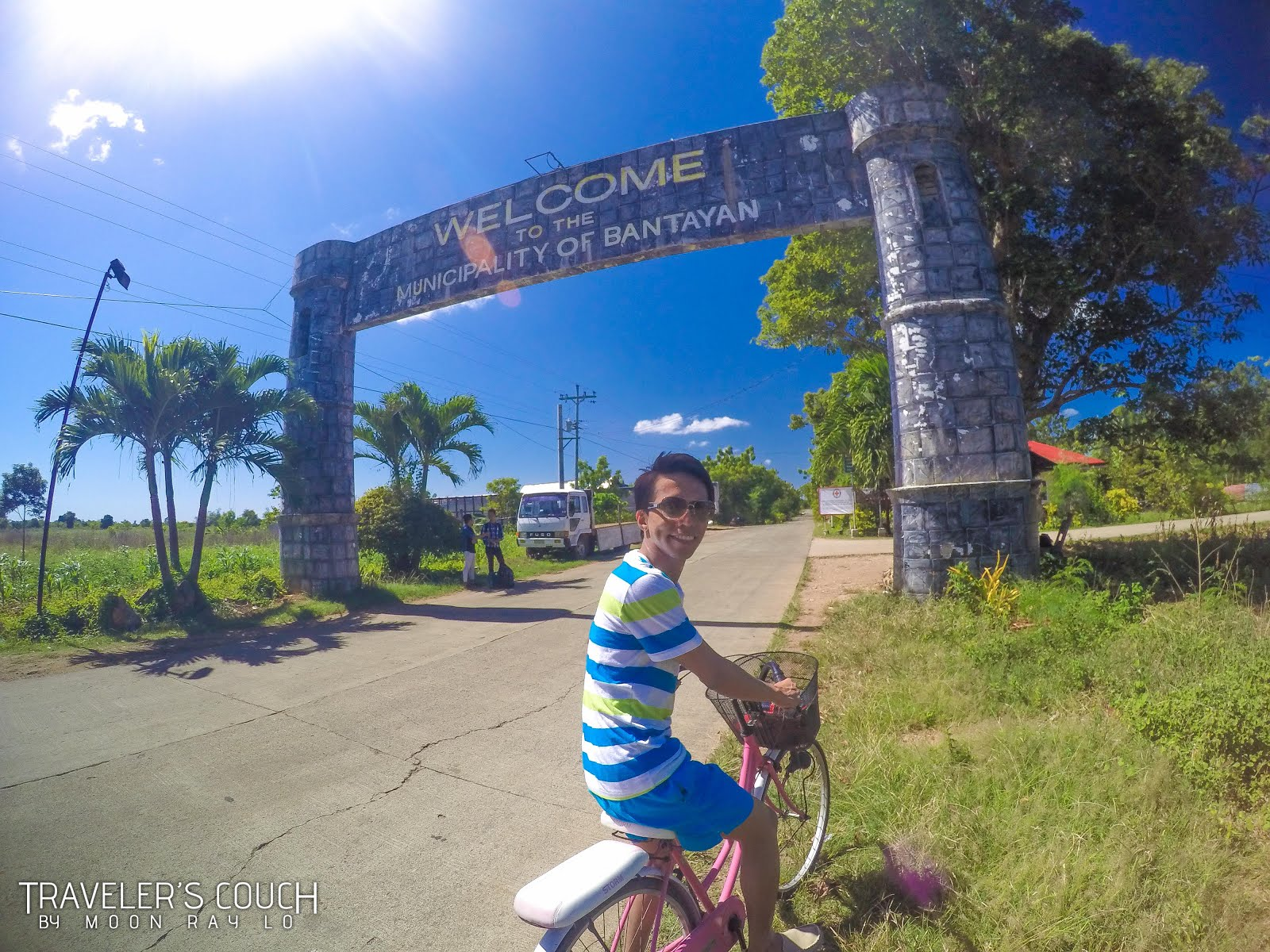 Travelers Couch Blogger in Bantayan Island