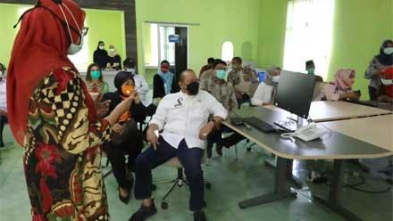 Ketua DPD RI Kunjungi RS Pertamina Bintang Amin Ekstensi Asrama Haji di Lampung