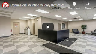 Commercial Painting Calgary