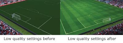 Smoke Turf Switcher difference