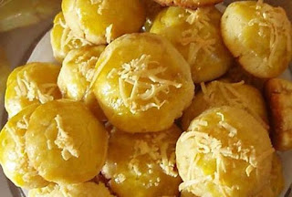 Resep kue nastar sederhana enak dan lumer di mulut