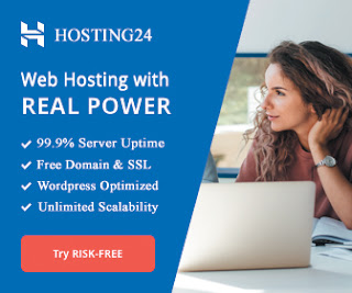 90% OFF Web Hosting With Free Domain, 90% Discount Of Hosting24 Web Hosting