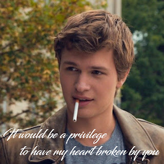 Augustus Waters Quote