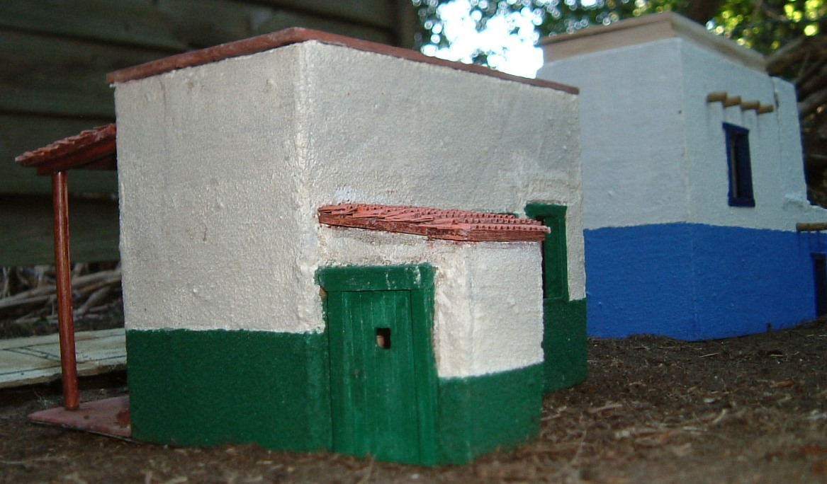The Dancing Cake Tin The Buildings Of Vim Fuego