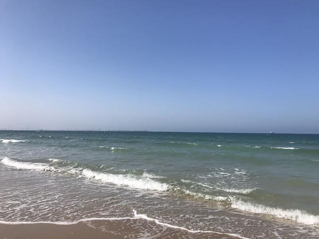 Пляж Fuentebravia Испания Андалусия Кадис Пуэрто Санта Мария | ИСПАНИЯ