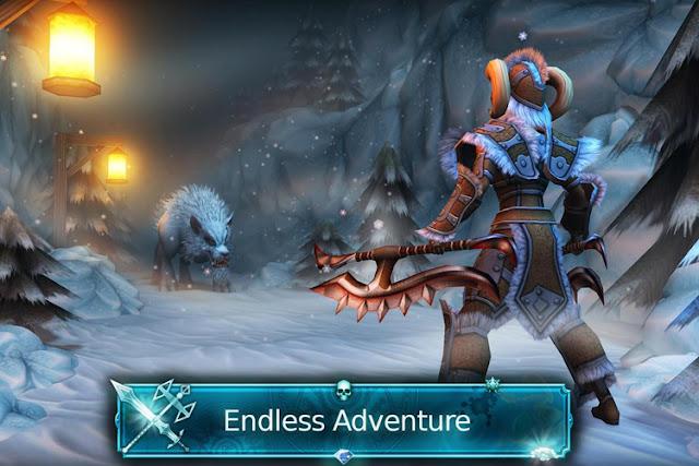 Game RPG Offline Android Ukuran Kecil