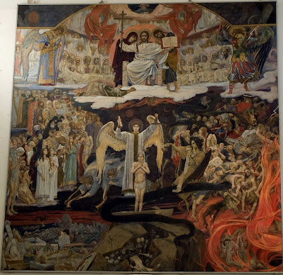 The Last Judgement - Vasnetsov