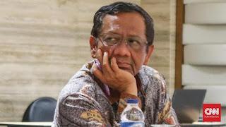 Denny Siregar dan Ade Armando Sudah, Berikutnya Mahfud MD?