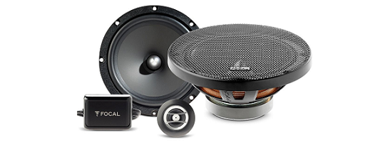 Focal Performance Auditor and RCX-165PSI