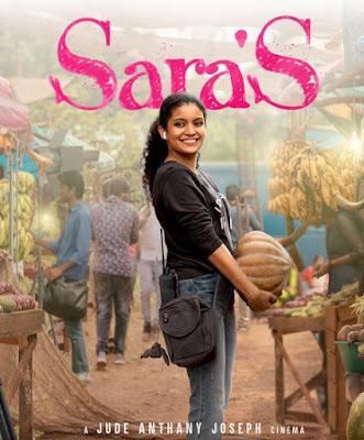 Sara's Malayalam Movie on Amazon Prime