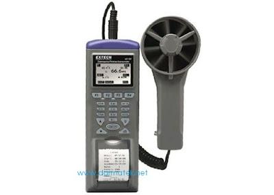 Jual Extech 451181 Datalogging / Printing  Anemometer