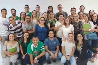 Gestor e Educador de Juventudes da OSC Ceacri participam de encontro de formação sobre empreendedorismo