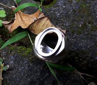 Ring Cincin Perak Hongkong 925 Silver Doff PRK039 Simpel