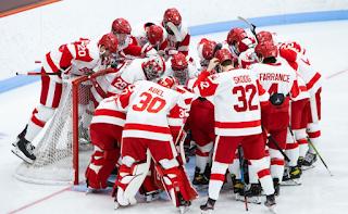 Men's- Hockey- Returns