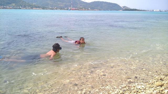 Tempat Wisata Pulau Merak Besar