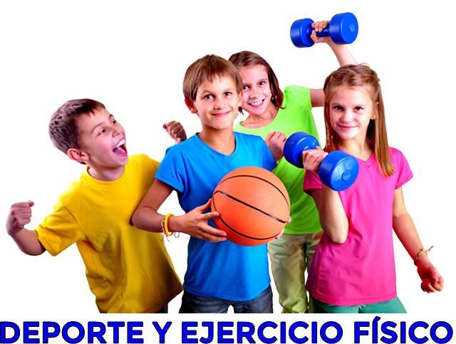 El ejercicio y el deporte son claves para luchar contra la obesidad infantil