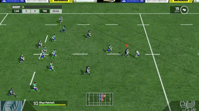 Rugby 15 PC Games Gameplay