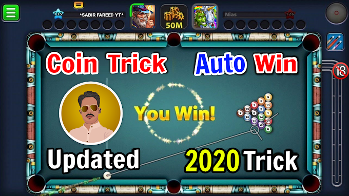 New Latest Autowin Trick 8 Ball Pool | Make Unlimited Coins || By SABIR FAREED