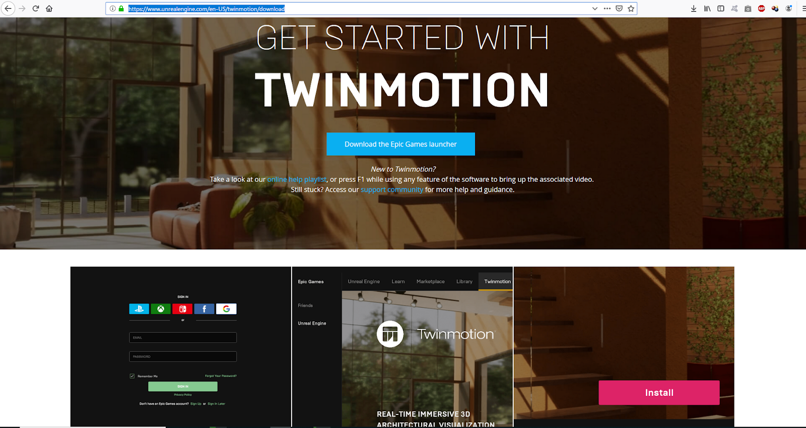 FermiCG: Download Twinmotion 2019 absolutely free