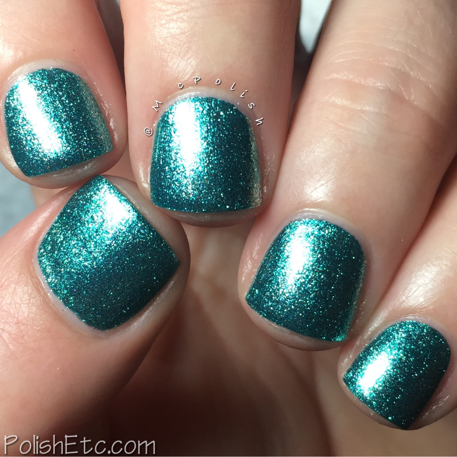 Pahlish - Life Aquatic Collection - McPolish - Team Zisou