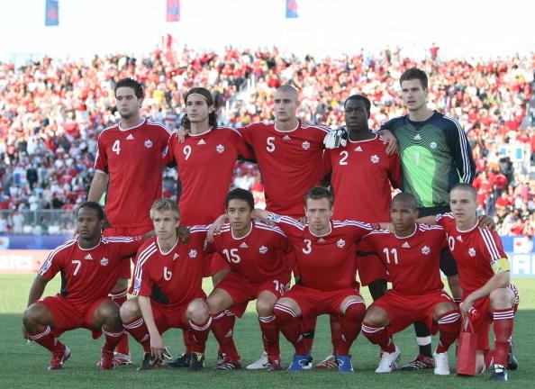 Formación de Canadá ante Chile, Copa del Mundo Sub-20 Canadá 2007, 1 de julio