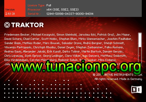 descargar Native Instruments Traktor Pro