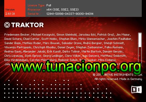 descargar Native Instruments Traktor Pro