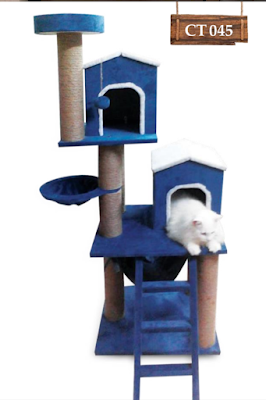 Cattree Ct 45 House For Cat