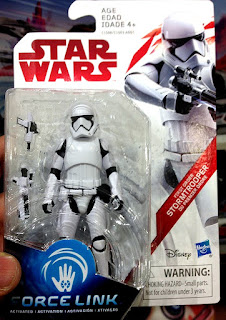Hasbro Star Wars The Last Jedi First Order Stormtrooper action figure 1
