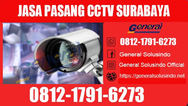 Jasa Pasang CCTV Krembangan Surabaya