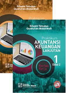 Praktikum Akuntansi Keuangan Lanjutan 1 (e2)-Kasus & Kertas Kerja
