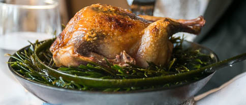 Easy Oven Roasted Squab Recipe