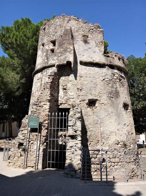 bastione del ponte antico taggia