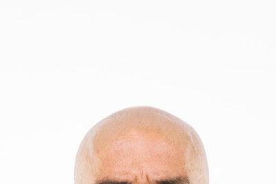 お坊さんのハゲ頭