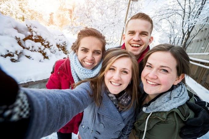 Que tipo de tirador de selfie você é?