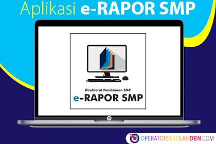Download Updater Aplikasi e-Rapor SMP Versi 2.1
