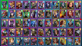 RAID Shadow Legends Champions Collection