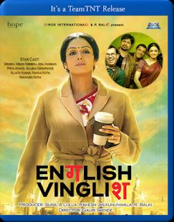 English Vinglish 2012 Hindi Movie BRRip 720p 700MB AAC mp4