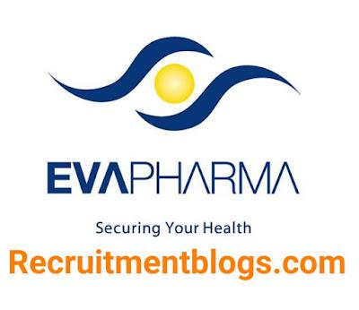 Medical Representatives At Eva Pharma | 0-2 year of experience