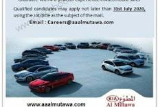 وظائف مجموعة شركات عبدالعزيز العلي المطوع