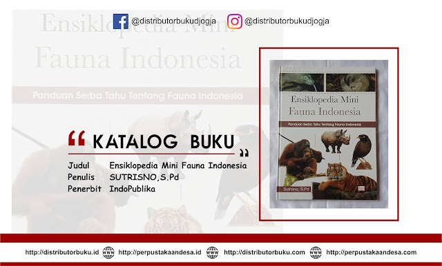 Ensiklopedia Mini Fauna Indonesia